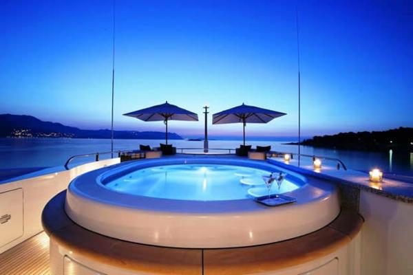 luxus yachten-einmalige-atmosphäre