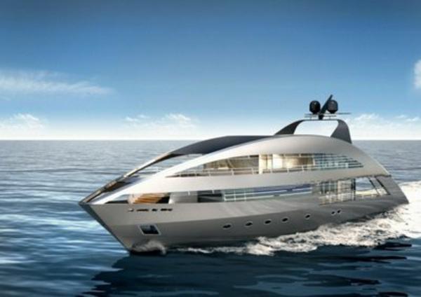 luxus yachten-extravaganter-look