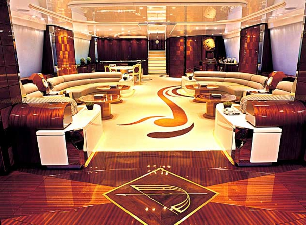 Yachten innenausstattung  90 unglaubliche Designs von Luxusyachten! - Archzine.net