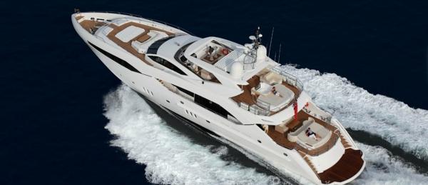 luxus yachten-privates-modell