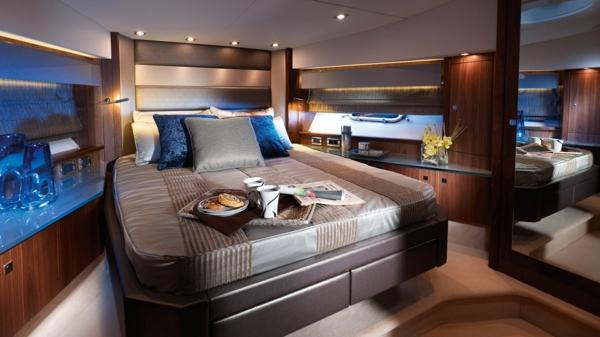 luxus yachten-schönes-schlafzimmer