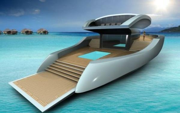 Luxusyachten  90 unglaubliche Designs von Luxusyachten! - Archzine.net
