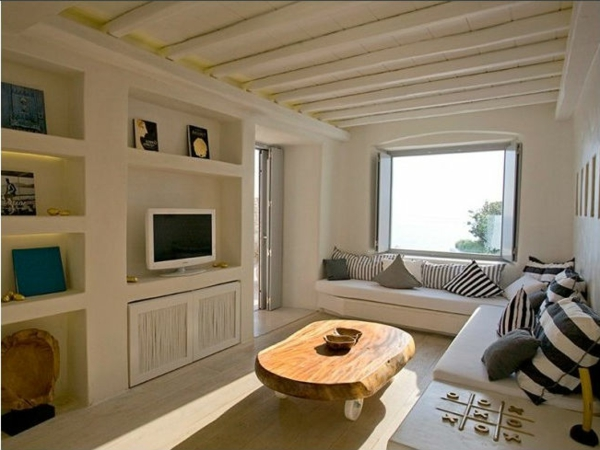 Mediterrane Möbel Schönes Zimmer