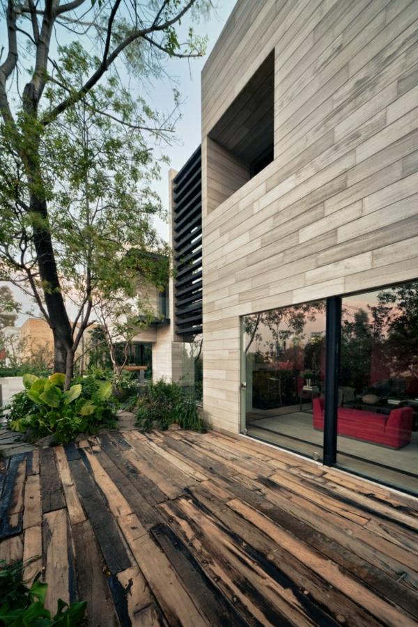 minimalistisches-exterieur-haus-der-schönheit-von-Taller- Hector-Barroso-in-Mexiko