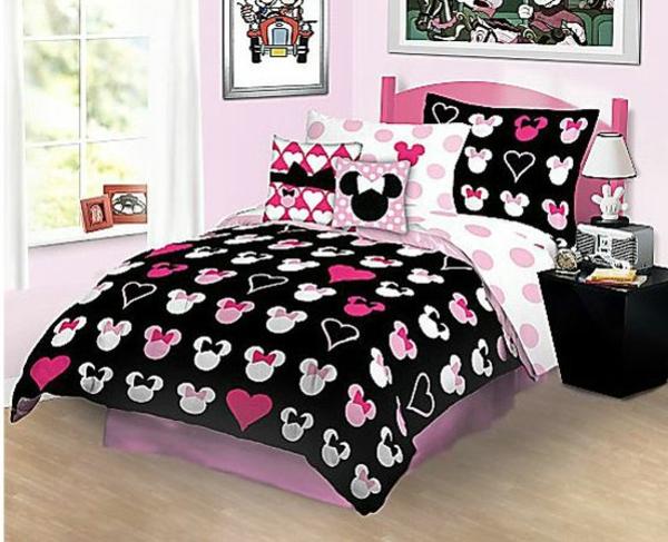 minni maus bettw sche veenendaalcultureel. Black Bedroom Furniture Sets. Home Design Ideas