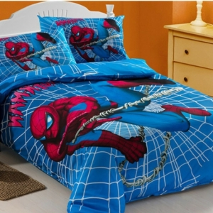 Coole Spiderman Bettwäsche!