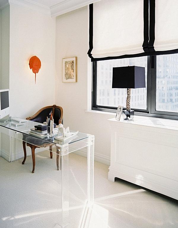 moderne-Modelle-Schreibtische-mit-Glasplatte-