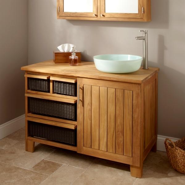 moderne-Waschbeckenunterschränke-aus-Bambus-