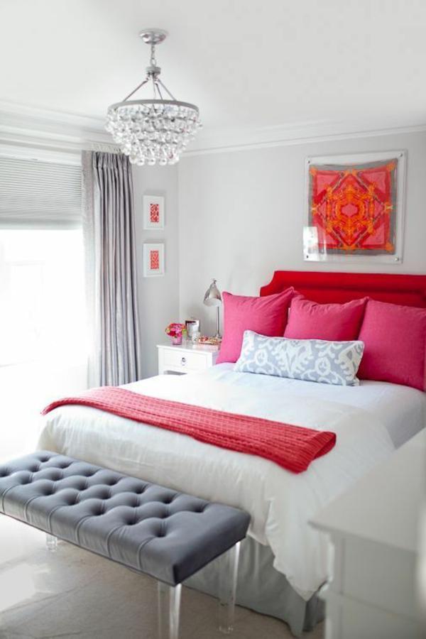 100 faszinierende rosa schlafzimmer. Black Bedroom Furniture Sets. Home Design Ideas