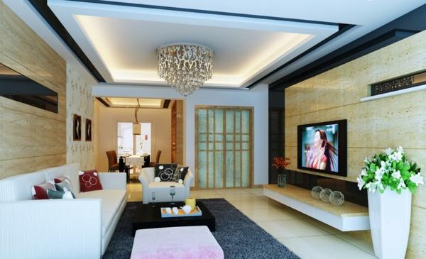 moderne-interessante-wohnzimmer-wandgestaltung