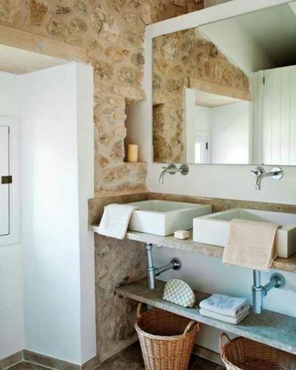 Mediterrane Wandgestaltung für ein schickes Ambiente! - Archzine.net