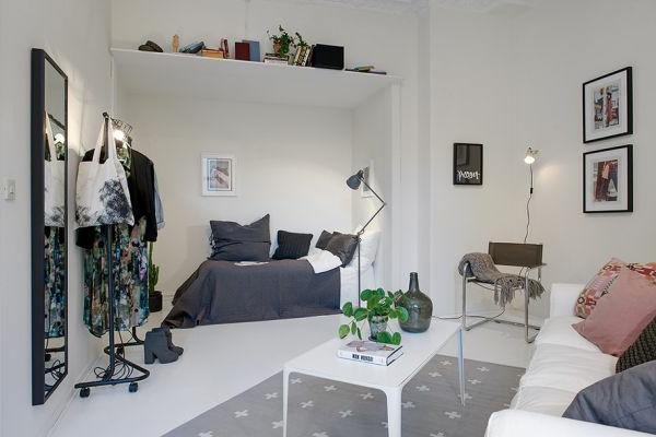 moderne-schöne-einzimmerwohnung