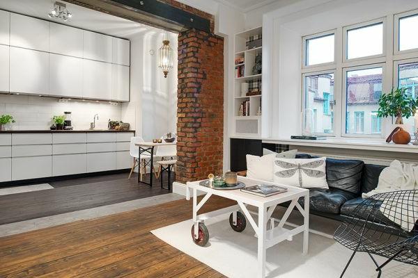 moderne-skandinavische-einzimmerwohnung-einrichten