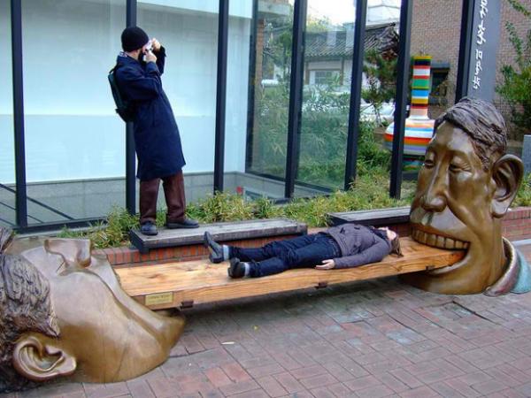 moderne-skulpturen-seoul-südkorea