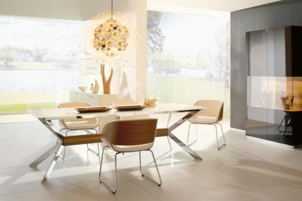moderne-stühle-für-esszimmer-beige-und-weiß