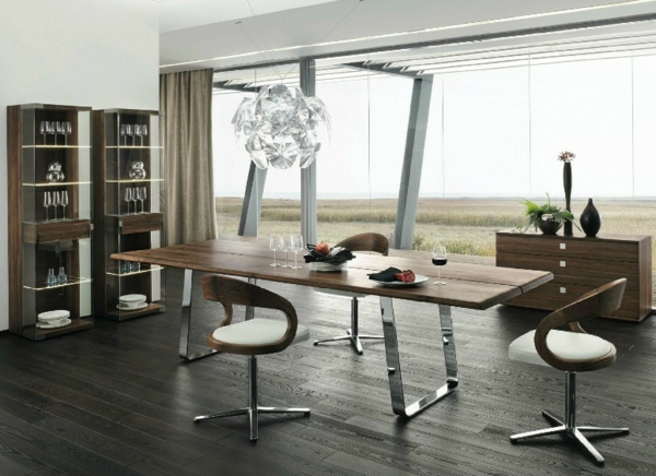 Design Stuhle Fur Esszimmer : ... esszimmer mit eckbank 43 schöne ideen ein faszinierendes esszimmer