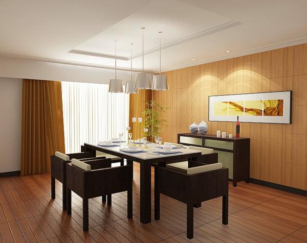 moderne-stühle-für-esszimmer-ein-bild-daneben