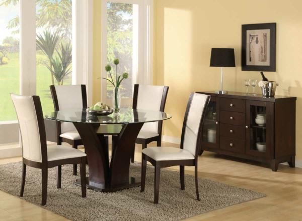 moderne-stühle-für-esszimmer-eleganter-look