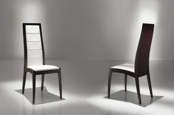 moderne-stühle-für-esszimmer-extravagantes-aussehen