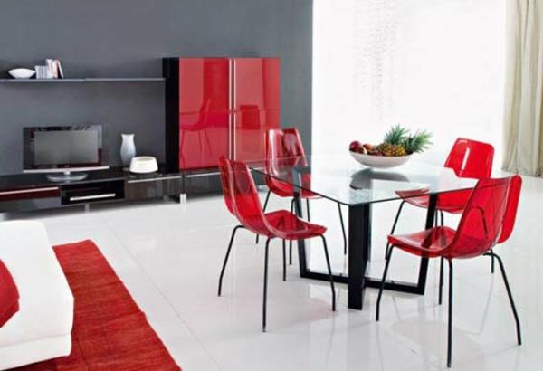 moderne-stühle-für-esszimmer-in-roter-farbe