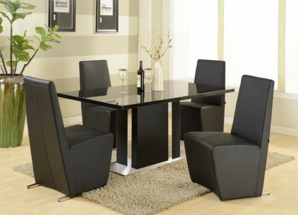 moderne-stühle-für-esszimmer-in-schwarz