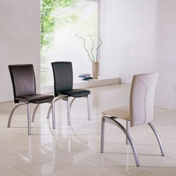 moderne-stühle-für-esszimmer-kontrastierende-farben
