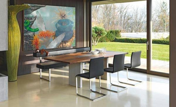 moderne-stühle-für-esszimmer-mit-einem-großartigen-bild