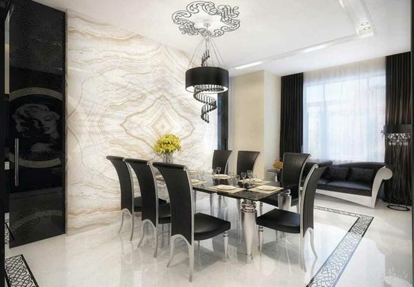 moderne-stühle-für-esszimmer-mit-schwarzen-elementen