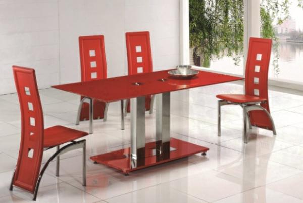 moderne-stühle-für-esszimmer-rote-schicke-farbe