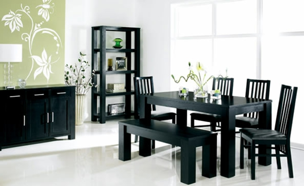 moderne-stühle-für-esszimmer-schwarzes-design