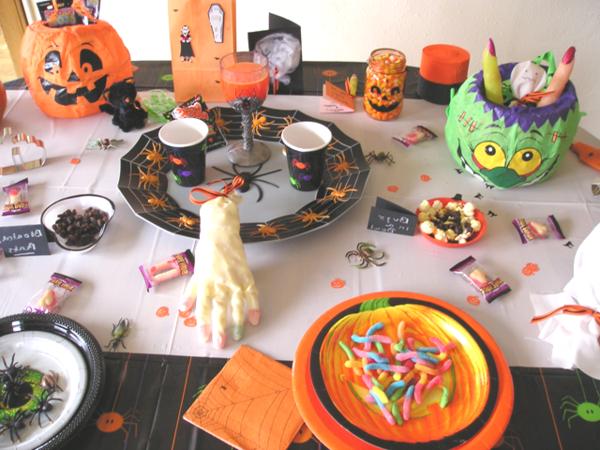 moderne-und-kreative-tischdeko-halloween-kinderparty