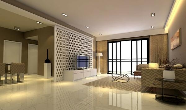 design schne moderne wohnzimmer moderne wohnzimmer wandgestaltung dumsscom - Moderne Wohnstube