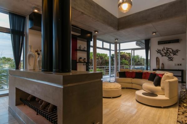modernes-Wohnzimmer-mit-Sofa-halbrund-