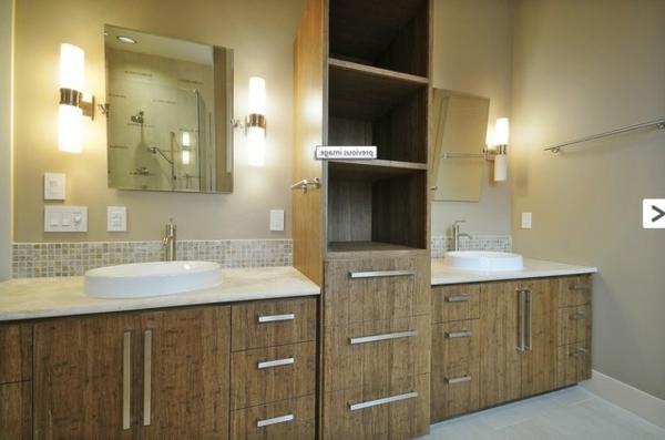 modernes-badezimmer--Unterschrank-Bambus-