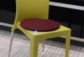 Runde Sitzkissen für ein gemütliches Ambiente