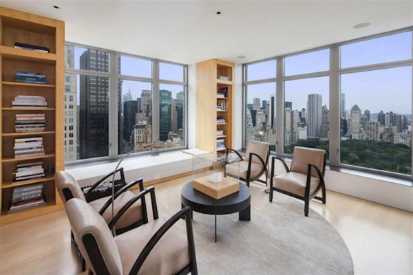 modernes_Penthouse_new_york_city-design-idee