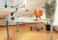 Schreibtisch aus Glas – wunderbare Ideen!