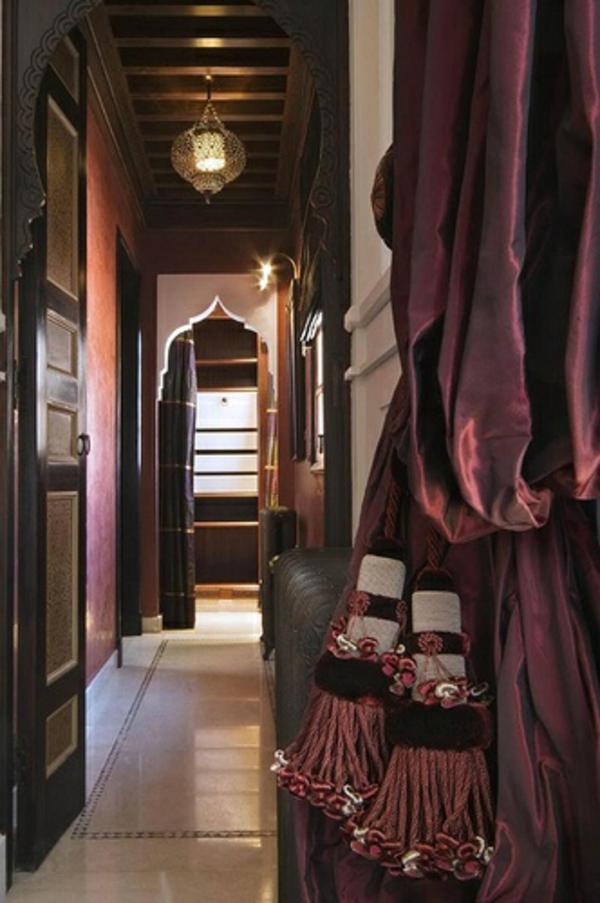 gardinen deko amazon orientalische vorh nge photographs. Black Bedroom Furniture Sets. Home Design Ideas