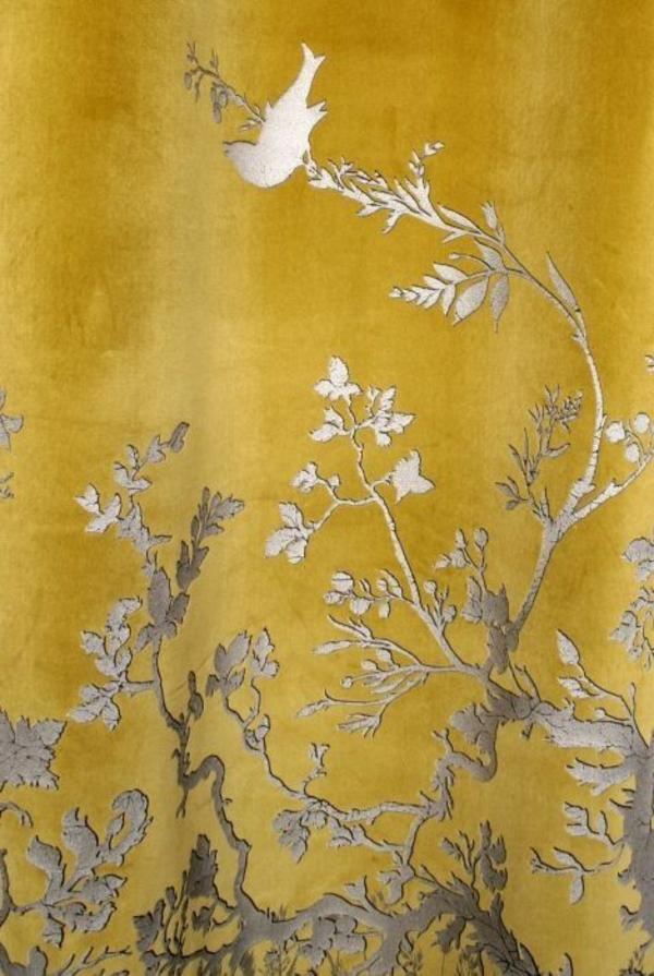orientalische gardinen 20 tolle bilder. Black Bedroom Furniture Sets. Home Design Ideas
