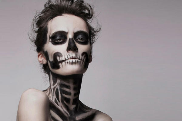 Halloween Idee.Coole Halloween Schmink Ideen Archzine Net