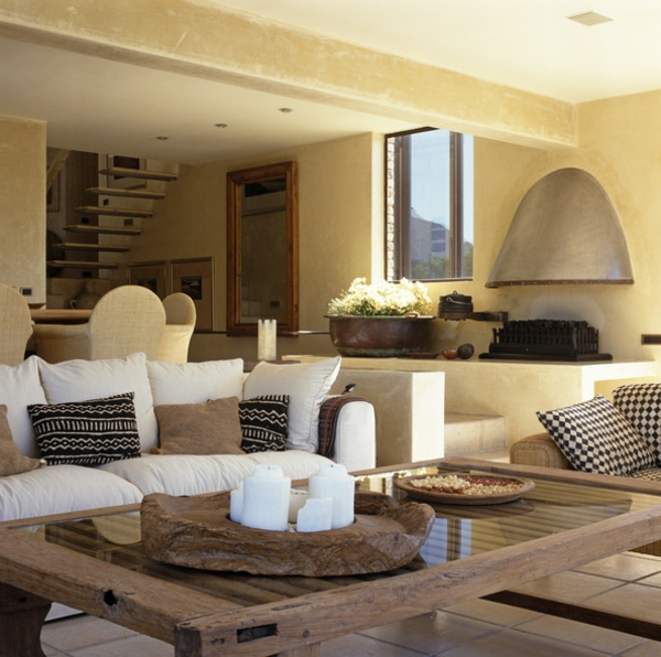 30 beispiele f r coole mediterrane m bel. Black Bedroom Furniture Sets. Home Design Ideas