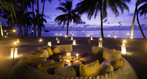 45 romantische ideen sch nheit am strand - Romantische dekoartikel ...
