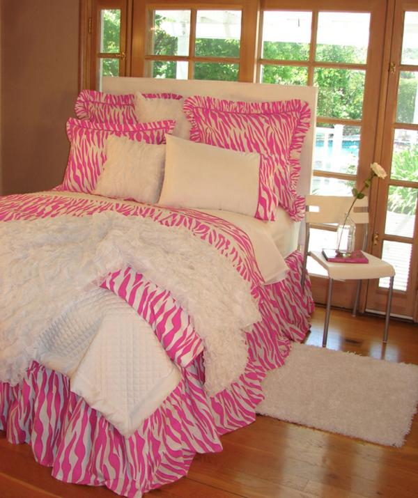 rosa-Schlafzimmer--Design-Idee