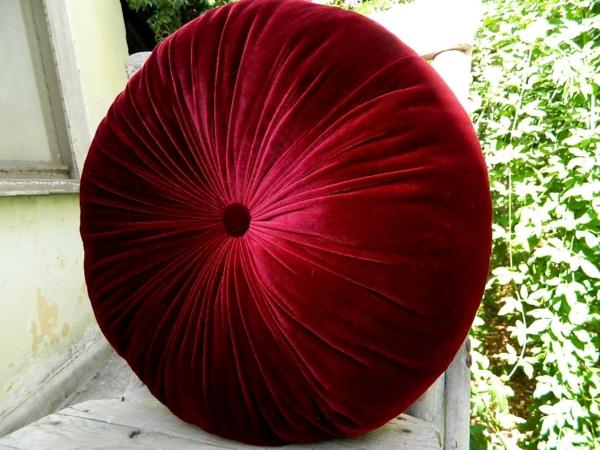 runde-sitzkissen-sehr-schöne-farbe