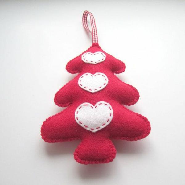 süße-Dekoration-für-den- Weihnachtsbaum-selber-machen