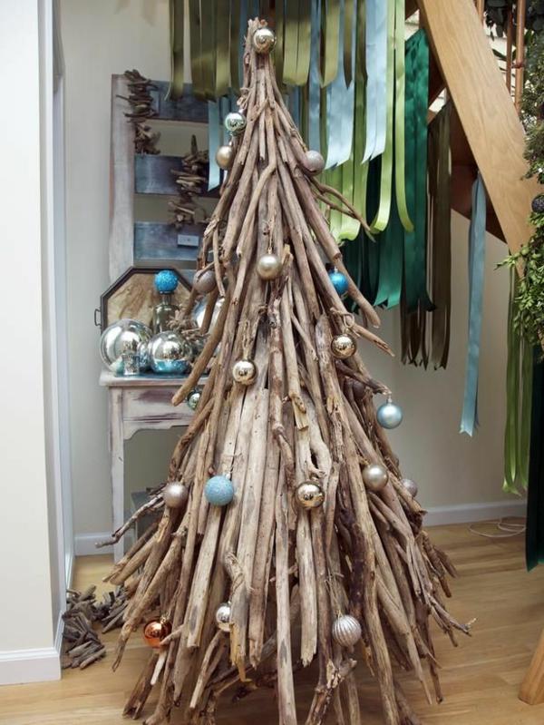 schöne-Dekoration-für-den- Weihnachtsbaum-Ideen