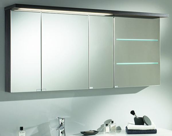 moderner spiegelschrank f r ihr badezimmer. Black Bedroom Furniture Sets. Home Design Ideas