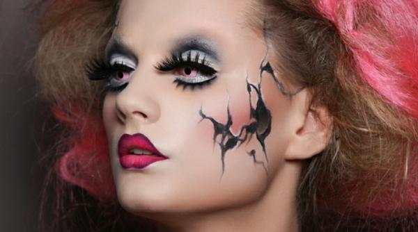 Halloween Gesichter 32 Neue Vorschlge