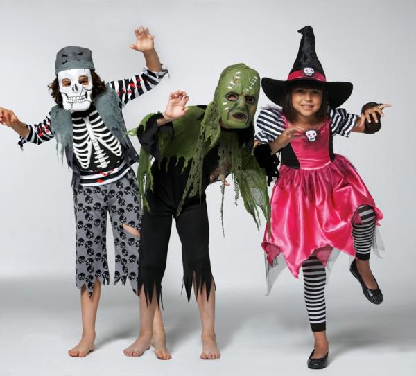 schöne-kostüme-für-halloween-kinderparty
