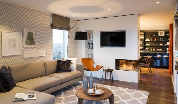 schöne wohnzimmer einrichtungen – dumss